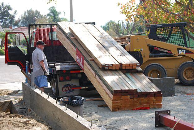 Lumber Drop