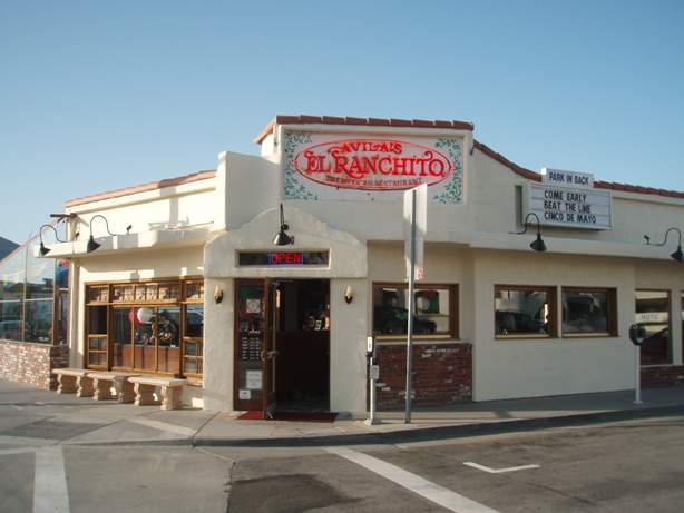 Avila's El Ranchito, Newport Beach, CA