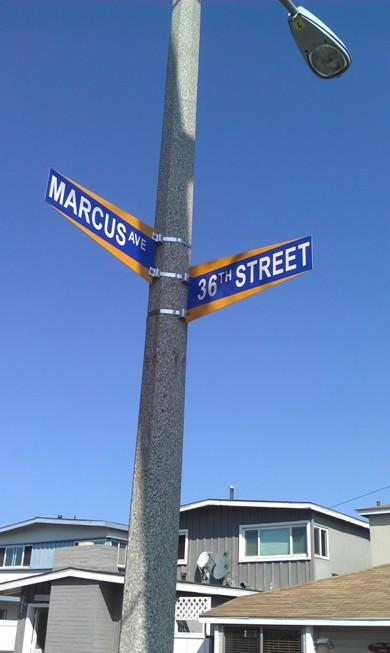 Marcus Avenue & 36th Street